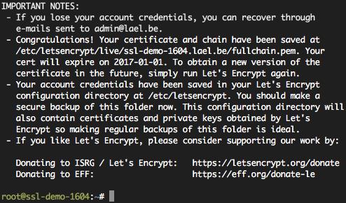 [Ubuntu] SSL 인증서 설치
